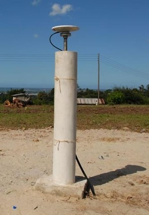 Geodetic and control Survey